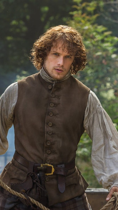 8 Things We Learned About Jamie's Ghost, Straight From 'Outlander' Author Diana Gabaldon