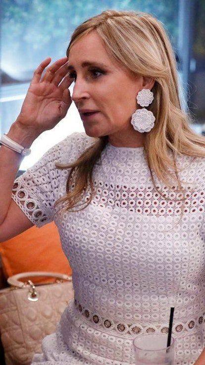 A Historical Look At The Listing, Re-Listing, & De-Listing Of Sonja Morgan's Townhouse