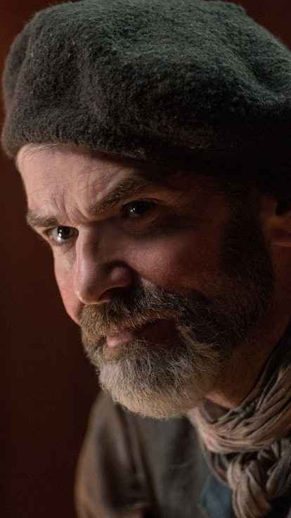 'Outlander's Duncan LaCroix Reflects On 7 Memorable Murtagh Moments