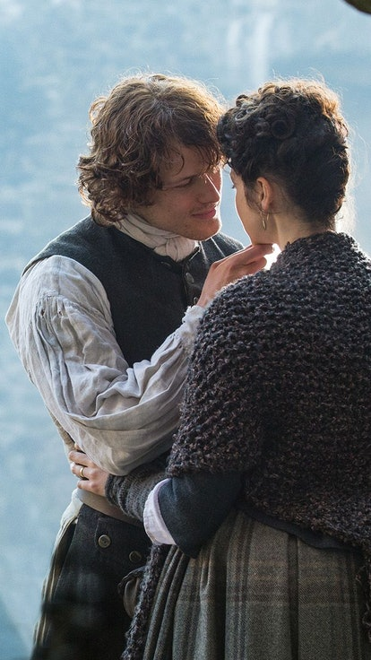 11 'Outlander' Fans Tell Us Exactly When They Think Jamie Fell In Love With Claire