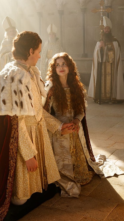 5 Theories For 'The Spanish Princess' Season 2 That Tease The Honeymoon Is Over
