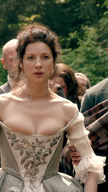 Ranking The 'Outlander' Weddings On A 5 Point Scale