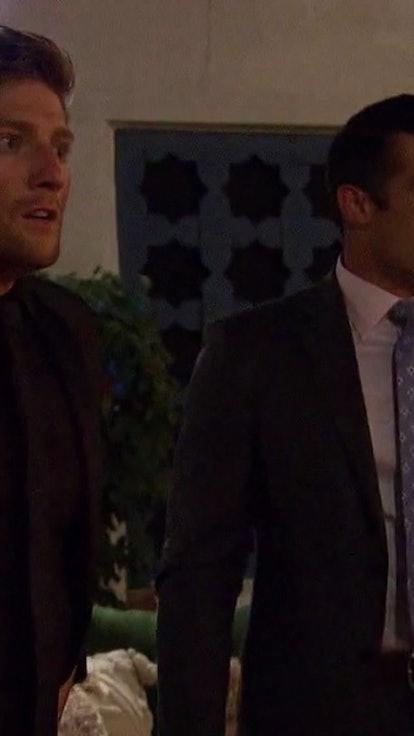 Anatomy Of A 'Bachelorette' Scene: Tyler C. & Yosef's Showdown