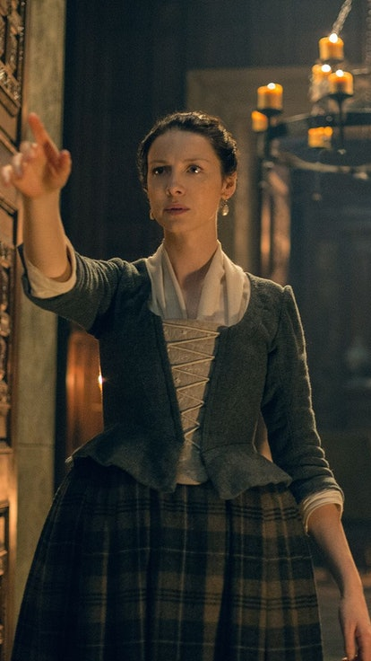 3 Theories About Claire's Possible Powers On 'Outlander' & What It Means For Her Future
