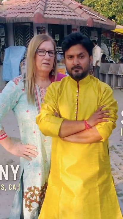 Investigating Jenny & Sumit's Status: Their Marriage, Their Location, & That Ring Finger