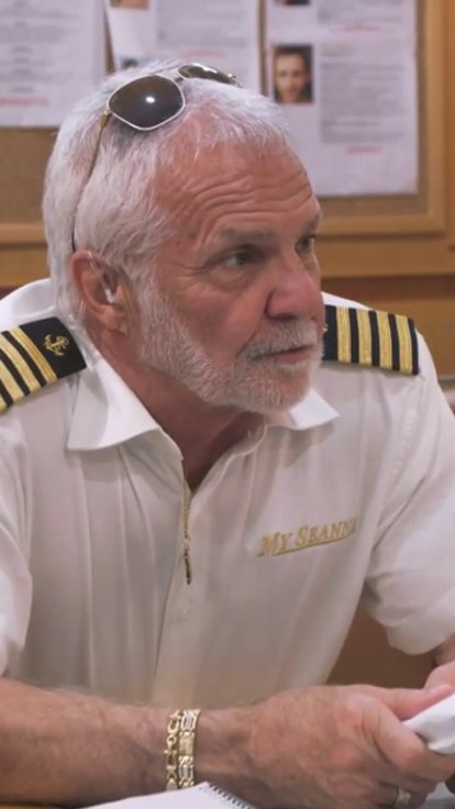 'Below Deck's Adrienne Gang On Bizarre Guest Requests & The Chain Of Command