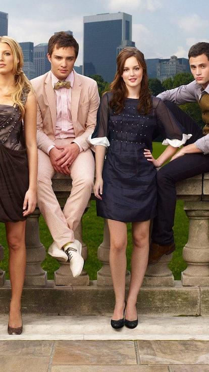 Oh No, The New 'Gossip Girl' Photos Prove I'm No Longer Cool