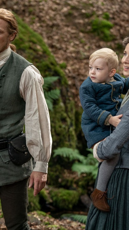 8 Burning 'Outlander' Questions, Answered By Author Diana Gabaldon