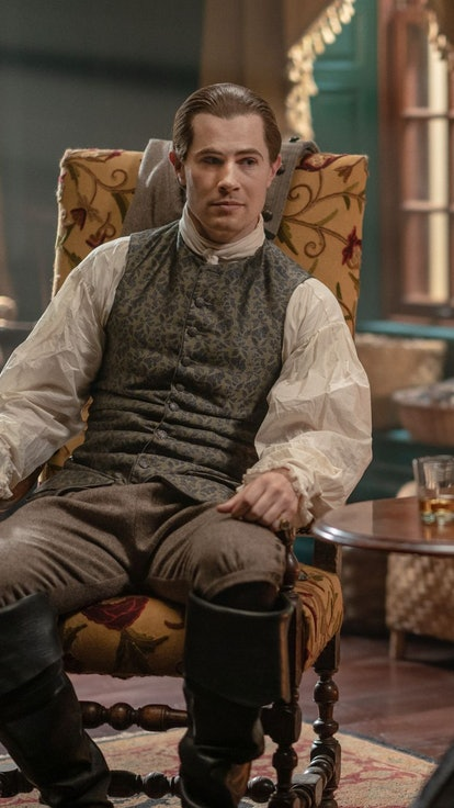 What Does 'Outlander' Season 6 Look Like Without Lord John Grey?