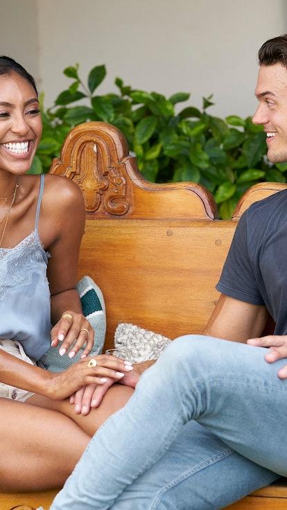 Tayshia's 'Bachelorette' Hometown Dates Are Getting A COVID Makeover