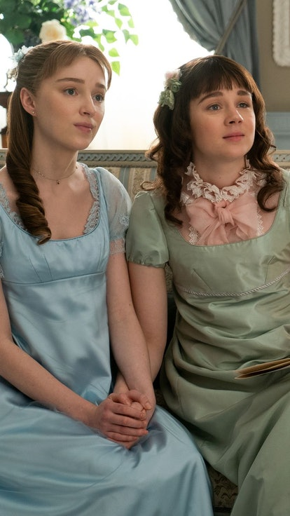 A Guide To Dating In 'Bridgerton's Regency England