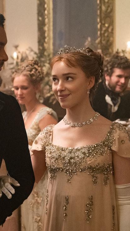 How 'Bridgerton' Season 2 Could Include Daphne & Simon, According To The Stars