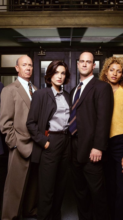 Now That Chris Meloni Is Back, I'm Going To Need 'SVU' To Answer These Questions