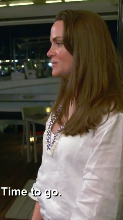 Adrienne Gang On Rachel's Catastrophic 'Below Deck' Walk Off