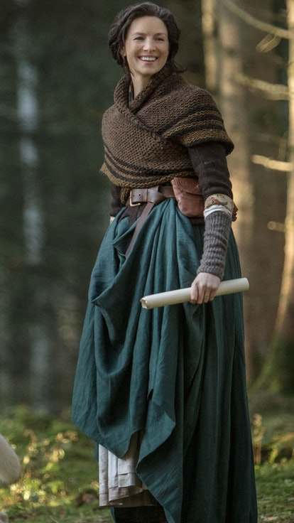 How The Animals Of 'Outlander' Earned Their Place By Jamie & Claire's Side