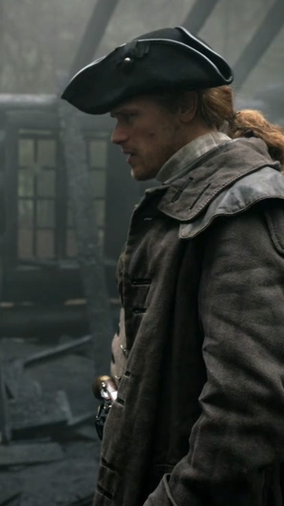 Will The Fraser House Fire From 'Outlander' Season 4 Finally Rise From The Ashes?