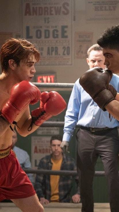 Who Is KO Kelly On 'Riverdale'? Why Archie Is Boxing This 'Katy Keene' Character