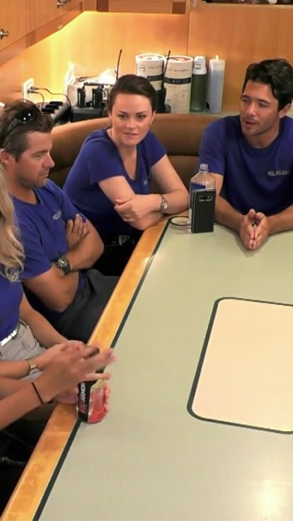Adrienne Gang On The 'Below Deck' Crew's Mess