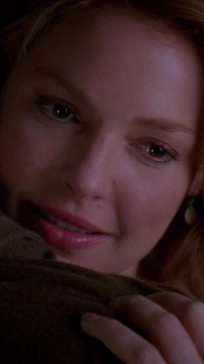 Katherine Heigl Feels The Same Way As You About Alex's 'Grey's Anatomy' Farewell