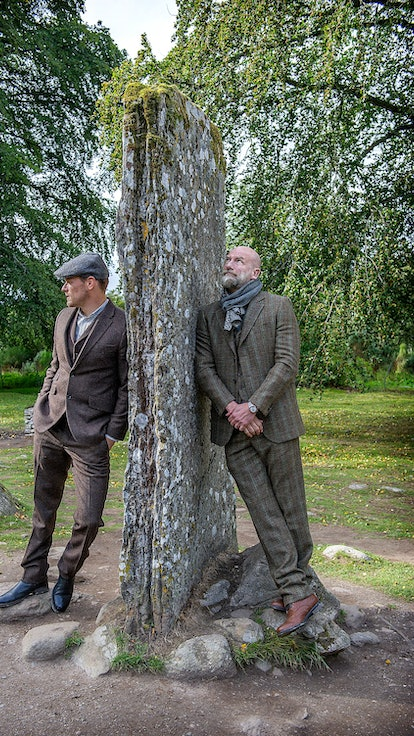 Graham McTavish On His Favorite 'Men In Kilts' & 'Clanlands' Memories With Sam Heughan