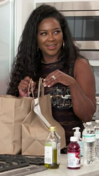 17 Reasons the 'RHOA' Cast Is Mad At Kenya, Starting With That Crab Cake