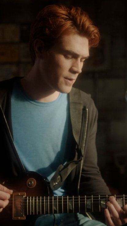 Archie Singing Green Day At Graduation Is The Most Relatable Thing To Happen On 'Riverdale'