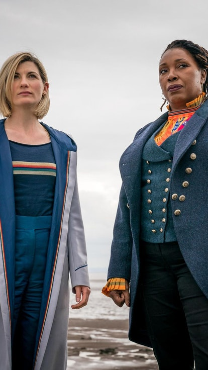 'Doctor Who' Totally Needs To Rip Off 'Farscape'