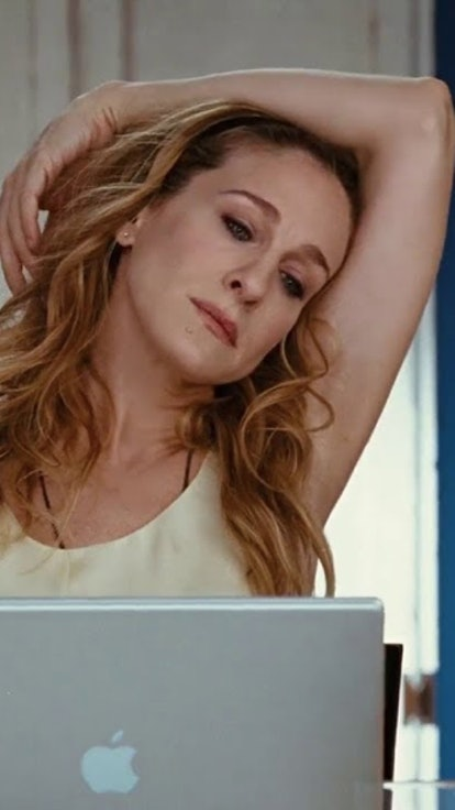 And Just Like That... Carrie Bradshaw Did A Reddit AMA