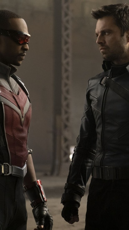 Everything You Need To Know About 'The Falcon And The Winter Soldier' On Disney+