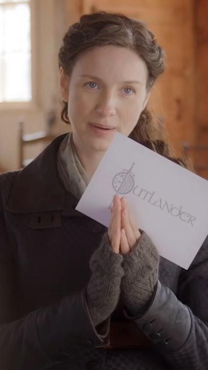 Let's Look For 'Outlander' Season 6 Clues In That Season 7 Renewal Video
