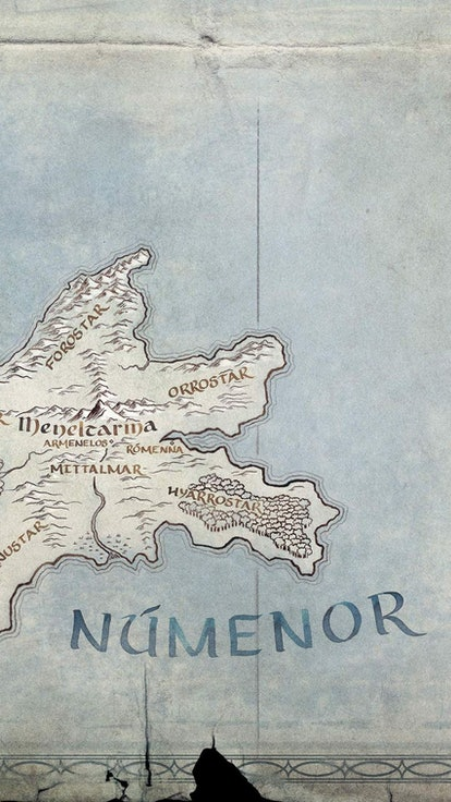 Amazon's 'Lord of The Rings' Series Should Make 'Aldarion and Erendis' The Core of Season 1