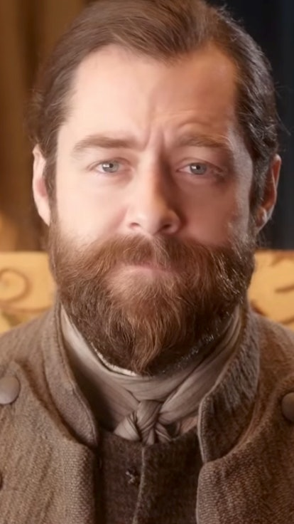 Roger's Beard In 'Outlander' Season 6 — A Welcome New Character