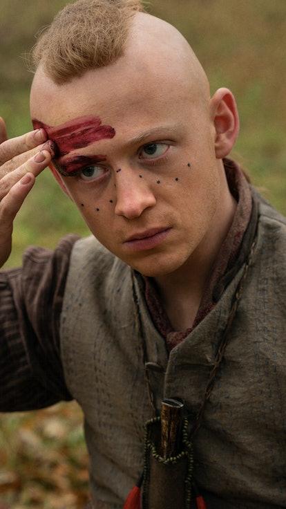 John Bell's 'Outlander' Season 6 Set Emojis Tease Young Ian's Mohawk Backstory