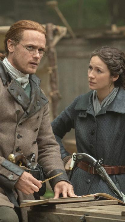 'Outlander' Will Have A Seventh Season, Sassenachs