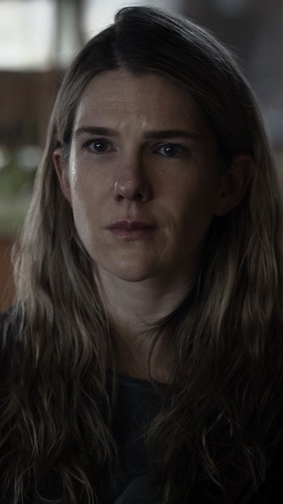 Lily Rabe Talks 'AHS: Double Feature' & Getting Jacked Up Like Tyler Durden