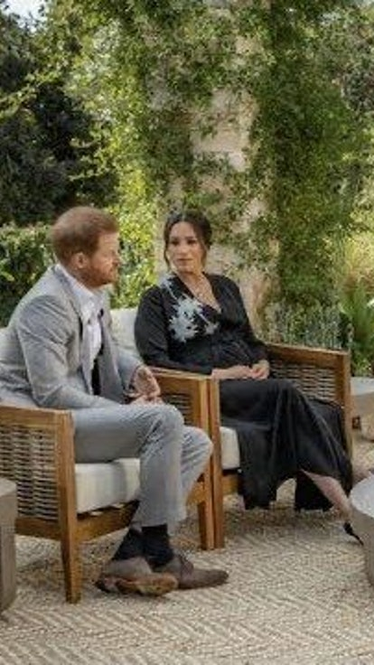 """Who Are The """"Family Members"""" Meghan Markle Refers To In The Oprah Interview?"""
