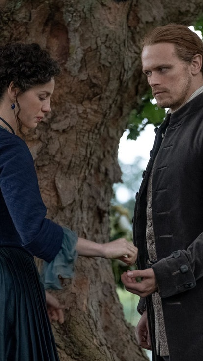 Jamie & Claire's Relationship In 'Outlander' Season 6 May Be Rocky Based On These Ominous Quotes