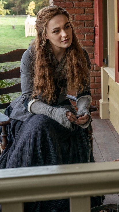 Will Brianna Be Pregnant In 'Outlander' Season 6? The MacKenzie Family May Be Growing Per Sophie Skelton