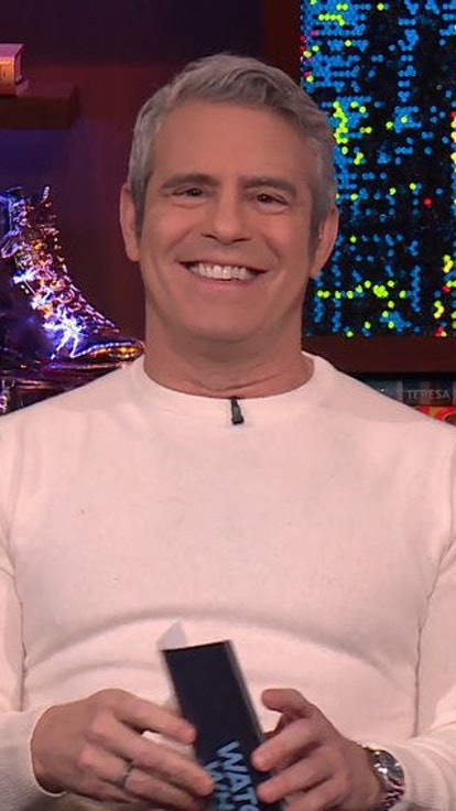 Is 'The People's Couch' Coming Back To Bravo? Andy Cohen Is A Cruel Tease