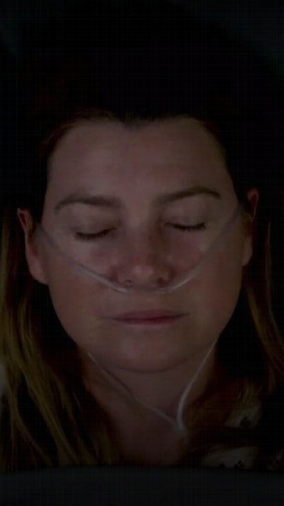 Meredith Is Awake On 'Grey's Anatomy,' But Does It Even Matter?