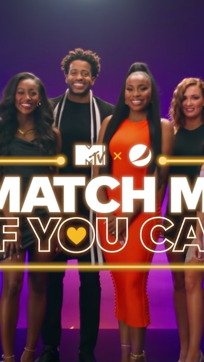 MTV's 'Match Me If You Can' Is Bringing Together Alums From All Your Favorite Reality Shows
