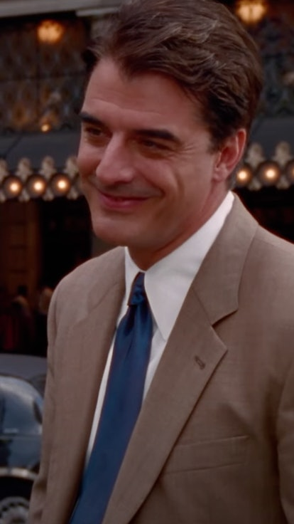 Chris Noth's Favorite 'Sex And The City' Scene Has Us Wondering, What's Your Fave?
