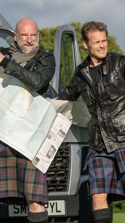 Will There Be A 'Men In Kilts' Season 2? Sam Heughan & Graham McTavish Are Down For Another Road Trip