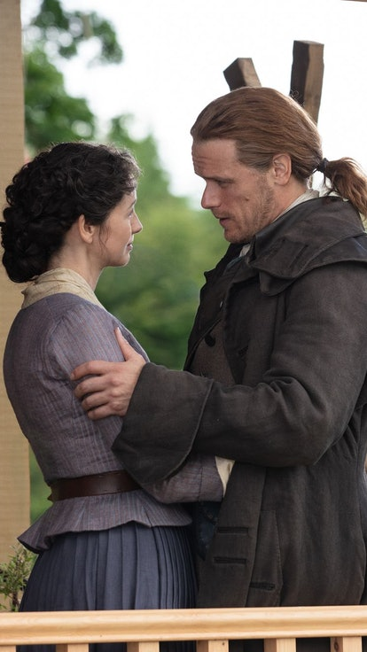 Diana Gabaldon Teases Trouble For Jamie & Claire In 'Go Tell The Bees That I Am Gone'