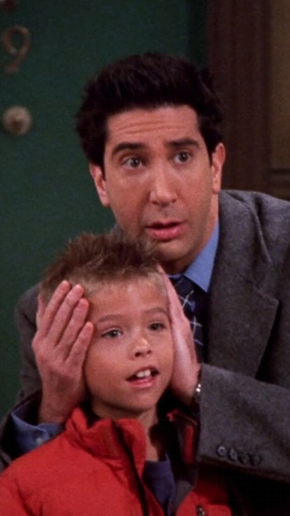If Cole Sprouse Isn't At The 'Friends' Reunion, I Don't Want It