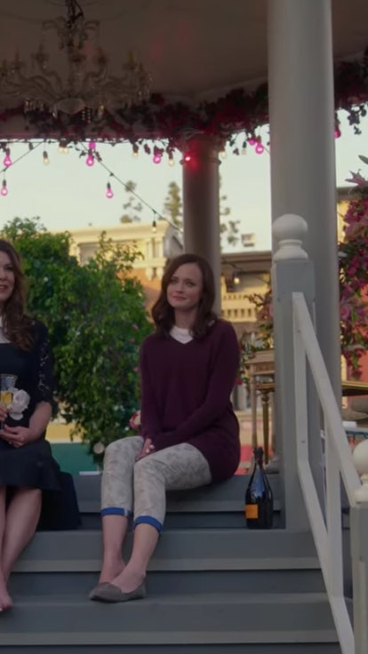 What Should The Last Four Words On 'Gilmore Girls' Have Been?