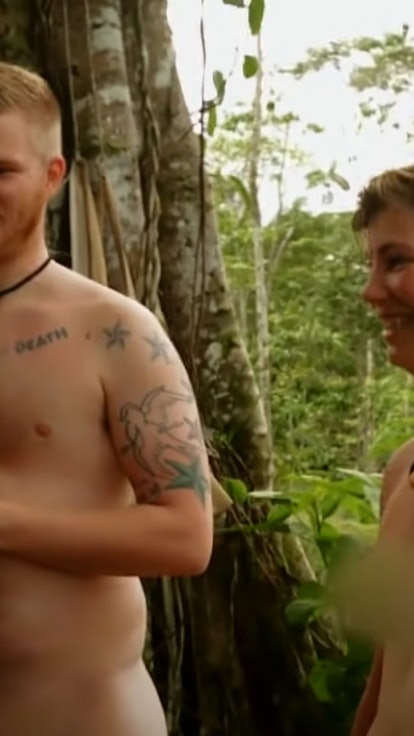 What If You Took 'Naked And Afraid' & Made It A Dating Show? We're About To Find Out