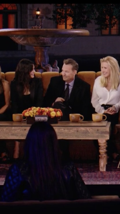 The Bearable Lightness Of The Finality Of 'Friends'