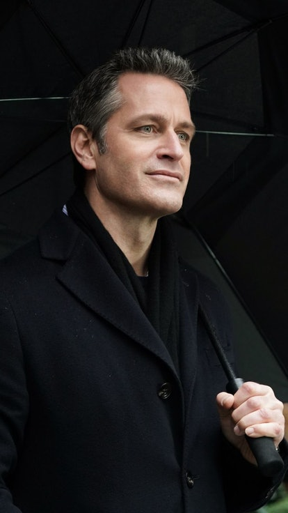 """Peter Hermann On Wife Mariska Hargitay Guest-Starring On 'Younger': """"We Did Talk About It"""""""