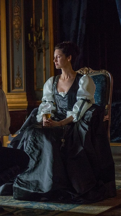 Here's What 'Outlander's Claire & Jamie Would Talk About In Couples Therapy